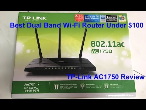 TP Link AC1750 Review | Best Dual Band Wi Fi Router Under