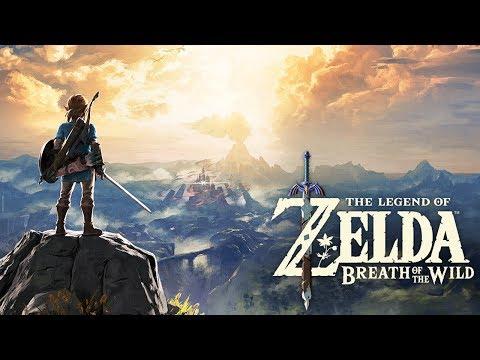HOJE É DIA DE ZELDA: BREATH OF THE WILD NO EI GAMES #121