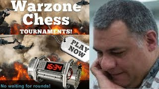 Chesscube #240: Bullet Chess:  Daily Warzone Final - 21st September 2012 - Hack attacks!