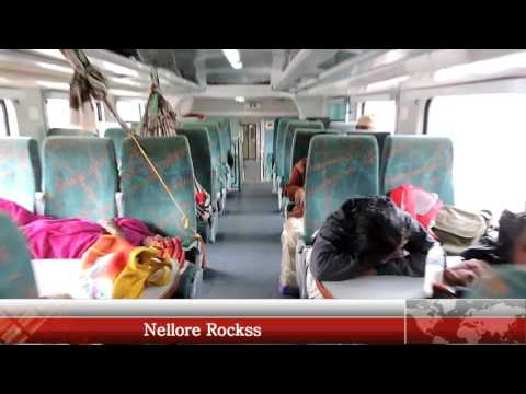 Air Conditioner Double Decker Train Tirupati To Visakhapatnam  | Nellorerockss |