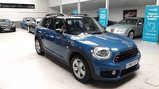 Used MINI Countryman COOPER 1.5 Automatic in Preston, Lancashire