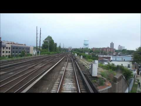 West of Jamaica and East River Tunnel [HD]