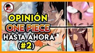 One Piece: Cuál OPINIÓN he CAMBIADO hasta ahora (Pre Time-Skip)