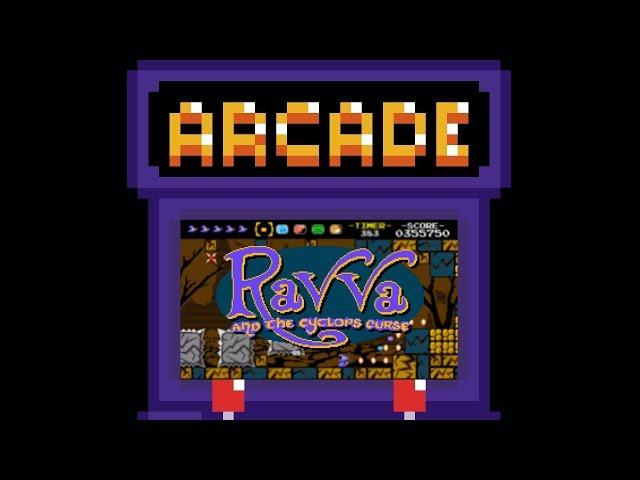 Ravva and the Cyclops Curse | Hyper's Arcade