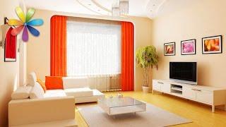 видео Как визуально увеличить маленькую комнату?