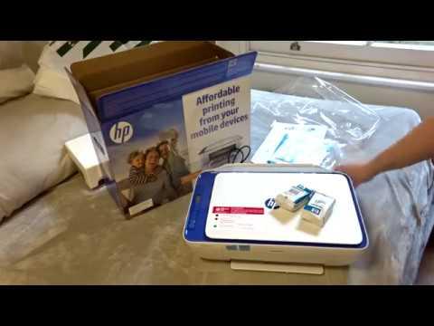 HP DeskJet 2630 All-in-One Printer