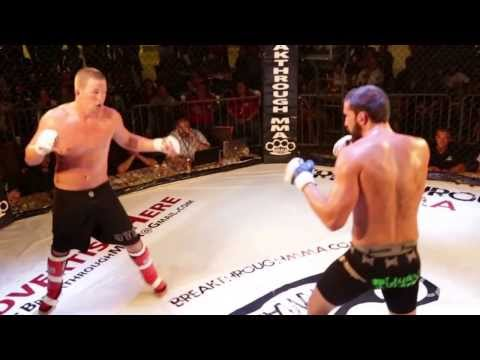 Brad Taylor Knock Out BMMA 9