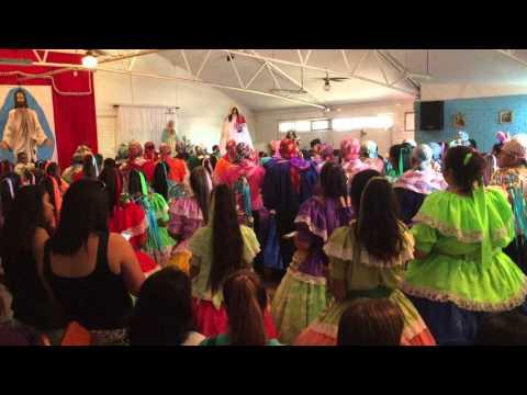 Baile Gitanos De Jesus Nazareno - Iquique 2016