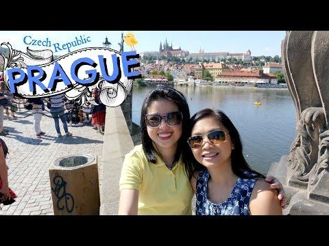 PRAGUE, Czech Republic - 3rd Leg | Central Europe Travel Series