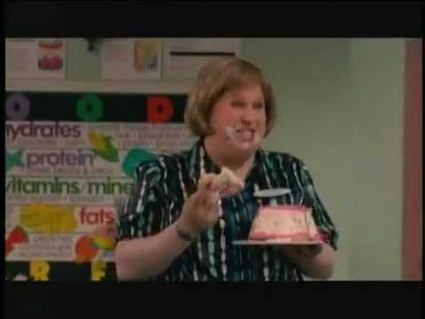 "Lorna Scott on ""Little Britain USA"" - Cake Scene"