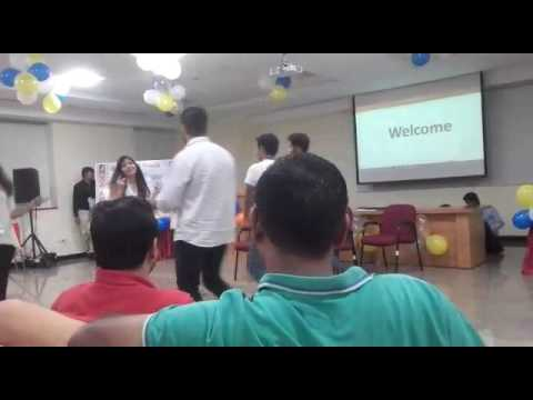 Funny skit on college and office life at Infosys Jaipur