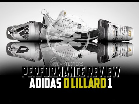 the latest 434b1 69e90 adidas D Lillard 1 Performance Review