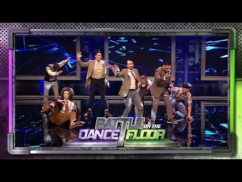 AVANT GARDE danst perfect tot in de details  // SHOWCASE // Battle On The Dancefloor