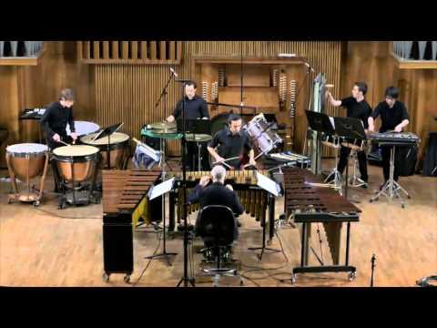 Tempus Fugit Percussion Ensemble in concerto