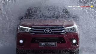 Toyota Hilux Facelift Indonesia - Dealer Toyota ASTRIDO