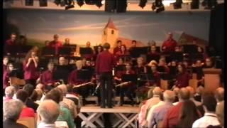 """Les Gendarmes de St. Tropez"" Flötenorchester Rhythm & Flutes Saar"