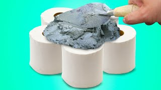 39 COOL CEMENT IDEAS YOU CAN MAKE AT HOME
