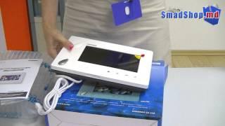 видео Купить Видеодомофон Commax CDV-70A/XL в Москве