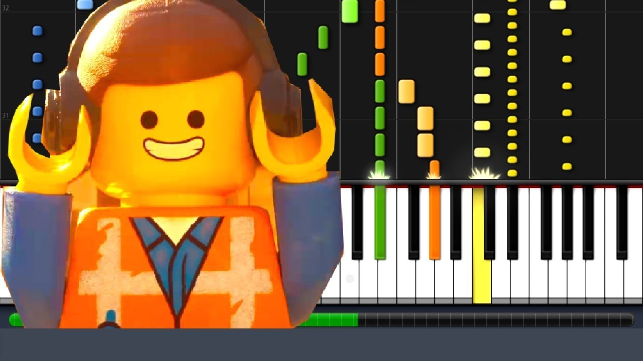 Why 'Everything Is Awesome' From The Lego Movie Deserves ...  |Awesome Lego Movie