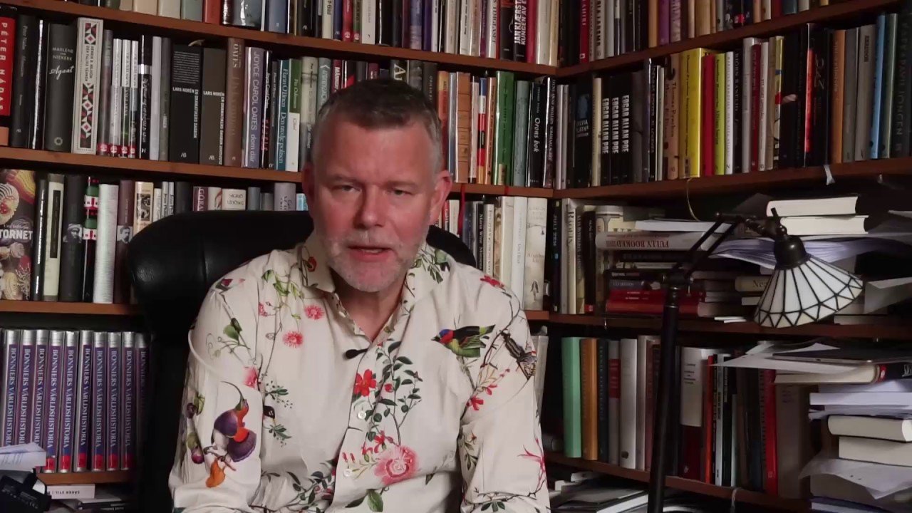 Arne Dahl On His Favourite Crime Authors