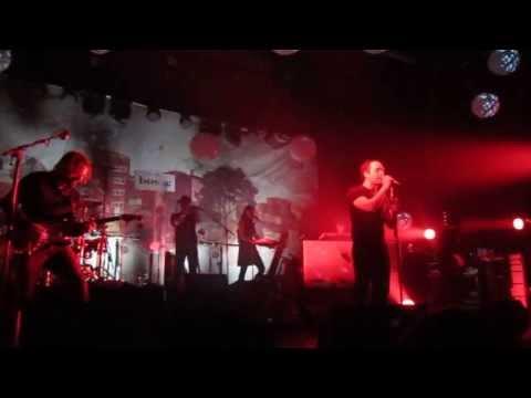 Bosse - Konfetti [Live Tourstart