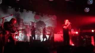 "Bosse - Konfetti [Live Tourstart ""Kraniche Tour"" Mannheim Capitol 10.04.2013]"