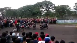 Abidin Jabrik Motor vs FU Nuke (start view)