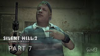 Silent Hill 2 - Abstract Daddy Boss Fight / Eddie Dombrowski Boss Fight - Walkthrough Part 7 (Hard)