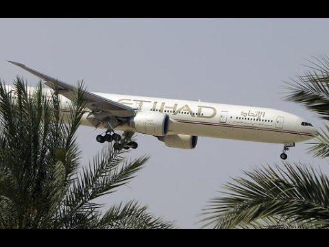 Abu Dhabi's Etihad Airways Turbulence Injures 31 Severely