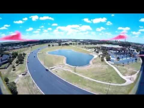 Abilene Christian University Area Footage