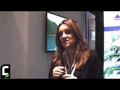 ISE 2014 - Intervista a Ilaria Giambruno di GDS Hantarex