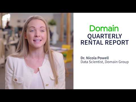 Domain Quarterly Rental Report