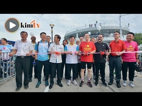 KM umum 'Jabatan Harapan' di Pulau Pinang