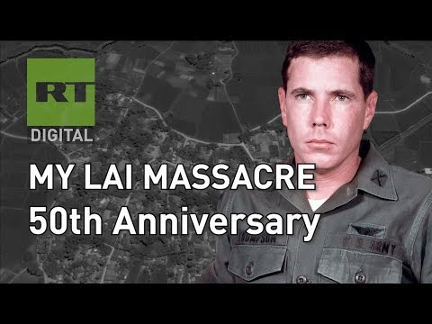 My Lai cover-up: How US tried to suppress infamous Vietnam massacre