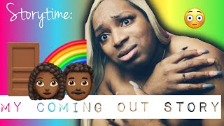 Storytime| My Coming Out Story *emotional*