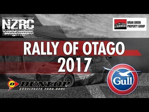 NZRC Round 1 | Rally Otago 2017