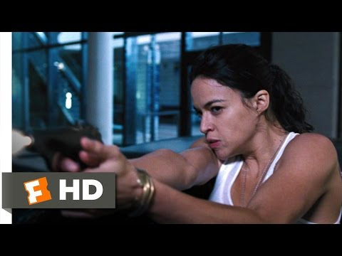 Fast & Furious 6 (2/10) Movie CLIP - Letty Returns (2013) HD