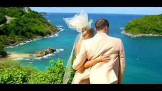 Свадьба Дмитрия и Ольги на острове Пхукет!!