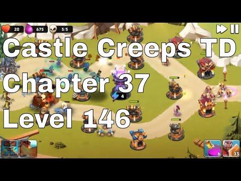 Castle Creeps Level 146