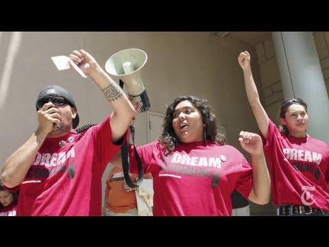 Immigration Reform: The Fight To Pass The Dream Act