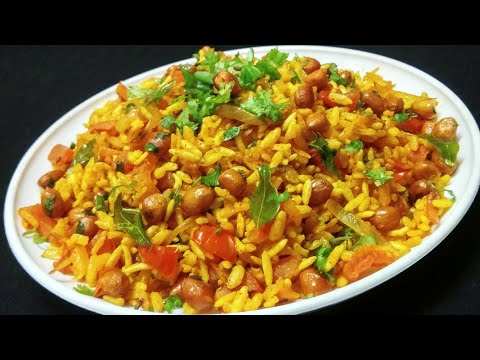झटपट बनाये मुरमुरे का पोहा | Murmura Poha Recipe| Puffed Rice Poha | Maharastrian Recipe - Sushila .