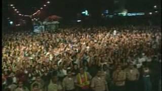 ISMAEL MIRANDA EN CONCIERTO CARNAVALES MUNICIPIO SUCRE 1998 CARACAS VENEZUELA  SEÑOR SERENO