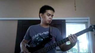 Break it Down Again Bass Cover