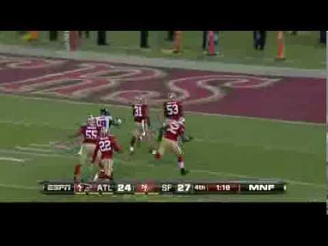 49ers vs. Falcons 34-24 week 16 Full highlights