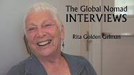 The Global Nomad Interviews: Rita Golden Gelman