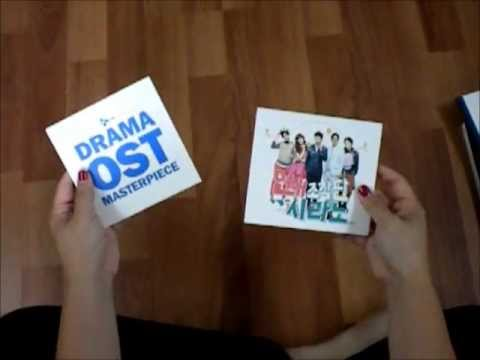 Unboxing: Dating Agency: Cyrano OST from YouTube · Duration:  44 seconds