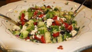 Greek Party Salad