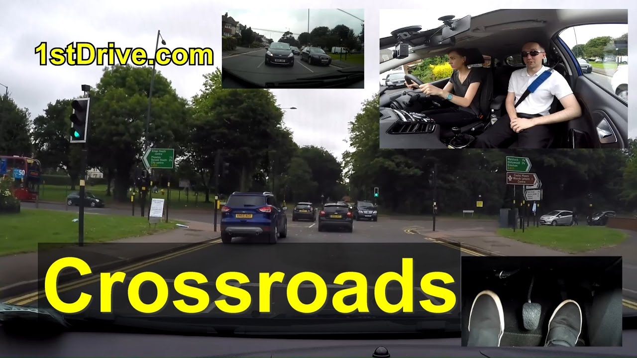 How to crossroads