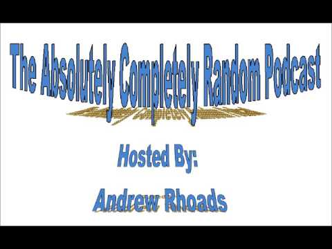 Absolutely Completely Random Podcast 7/15/17