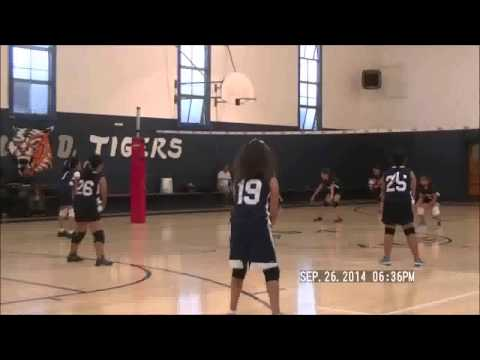 Mission Dolores Aacademy versus Holy Name 09262014